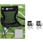 Buy Custom Imprinted Coleman (R) Mesh Quad Chair