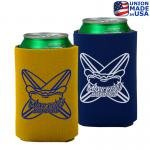 Buy Collapsible Can Cooler - USA Made 2 Side Imprint
