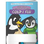 Coloring Book - Cold and Flu - Multi Color