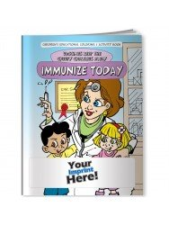 Main Product Image for Coloring Book - Immunize Today