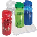 Buy Sports Bottle with Cooling Towel 20 oz