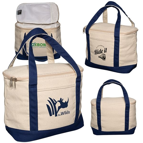 Main Product Image for Cotton Cooler Lunch Tote