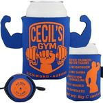Crazy Frio (TM) Beverage Holder with 2 Arms -