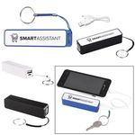 Buy Custom Imprinted Key Chain Power Bank Charger Cube