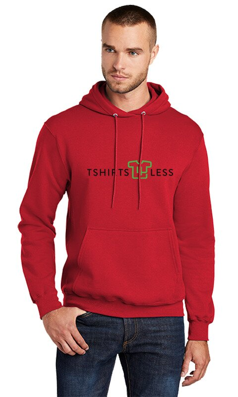 Main Product Image for Custom Designed Pullover Hooded Sweatshirt - 50/50 Cotton/Poly