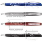 Buy Custom Imprinted Pen - Langford Metal Pen