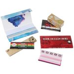 Buy Custom Rolling Papers (King Slim)
