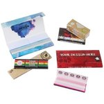 Buy Custom Rolling Papers (Single Width)