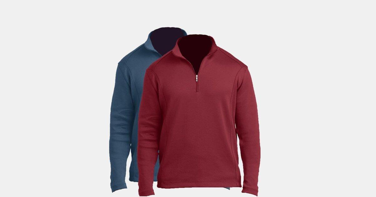 3f2bab71debc7 Custom Sweatshirt Design Nike Golf - Sport CoverUp - Embroidered