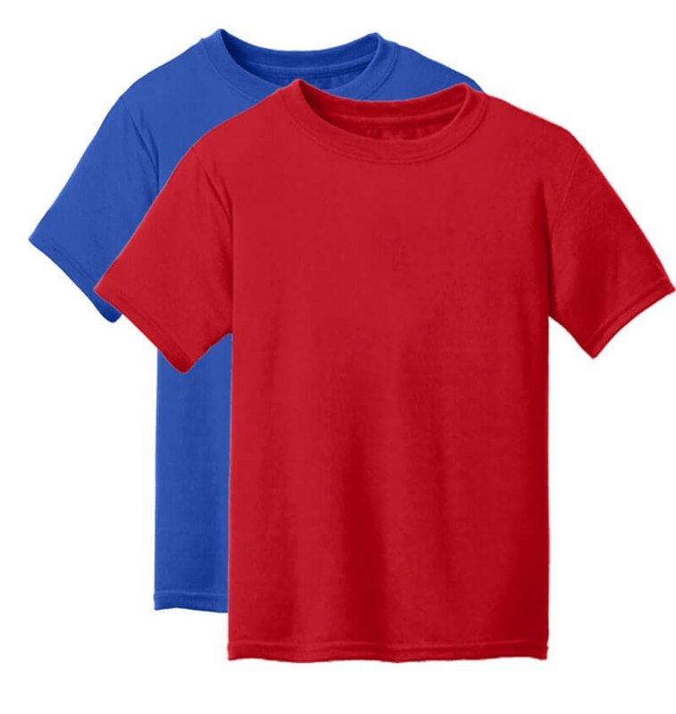 24a31790 Main Product Image for Custom T Shirt Design Gildan Youth Gildan Performance  T Shirt.