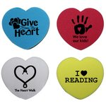 Buy Eraser -Heart Shaped Die Cut Eraser