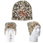 Buy Custom Beanie Digital Camo Knit