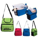 Buy Custom Imprinted Lunch Bag Duo Compartment
