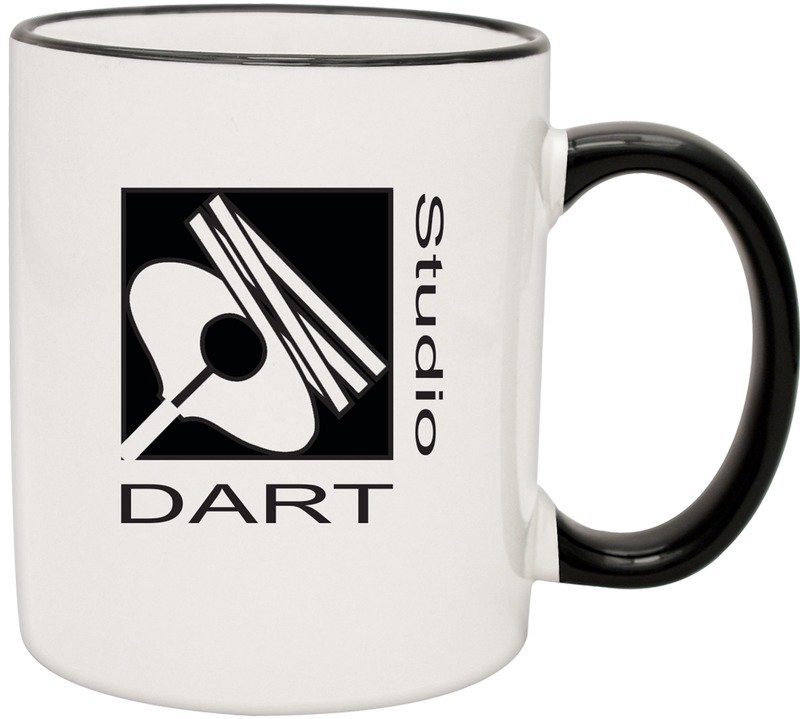 Main Product Image for Coffee Mug Duo-Tone Collection 11 oz