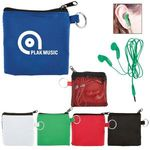Buy Ear Buds in Zip Pouch