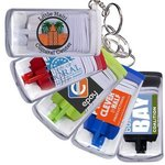 Earbuds In Case With Key Ring - Primary
