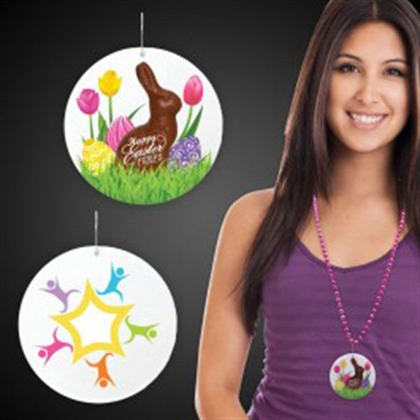 Main Product Image for Easter Peeps Plastic Medallions - 2 1/2""