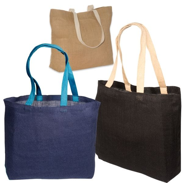 Main Product Image for Eco-Green Jute Tote