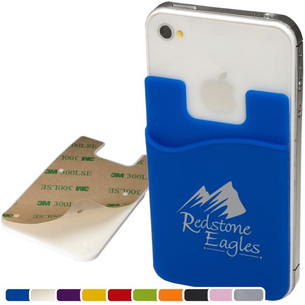 Main Product Image for Custom Mobile Pocket Econo Silicone