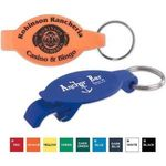 Buy Custom Imprinted Key Tag with Elliptical Beverage Wrench (TM)