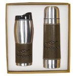 Buy Empire (TM) Thermal Bottle & Tumbler Gift Set