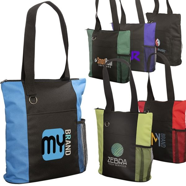 Main Product Image for Essential Trade Show Tote with Zipper Closure