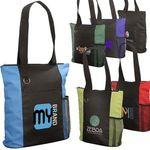 Buy Essential Trade Show Tote with Zipper Closure