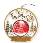 Buy Express Snow Sled Holiday Ornament