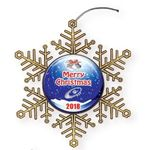Buy Express Snowflake Holiday Ornament