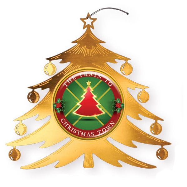 Main Product Image for Express Tree Holiday Ornament
