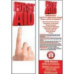Buy First Aid Bookmark