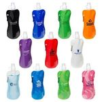 Buy Flex Foldable 16 oz Water Bottle with Carabiner