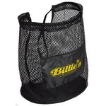 Buy Custom Imprinted Drawstring Bag Flex Mesh