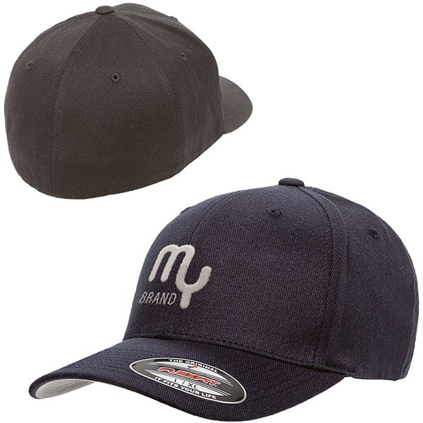 Main Product Image for Flexfit (R) Wool Blend Fitted Cap