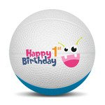 "Foam Basketballs  Nerf - 4"" Mini -"