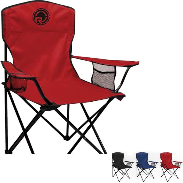 Main Product Image for Custom Imprinted Folding Chair with Carrying Bag