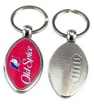 Buy Custom Imprinted Keytag Football