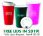 Buy Fundraiser Cups - Double Wall Tumbler 18 oz