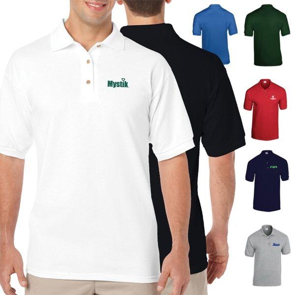 f9b0fc6bc Custom Shirts Gildan(R) DryBlend(TM) Adult Jersey Sport Shirt - 6 oz.