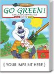 Buy Go Green Paint With Water Book