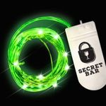 Buy Custom Imprinted Green LED String Lights