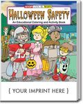 Buy Halloween Safety Coloring and Activity Book
