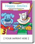 Buy Paint With Water Book - Happy Smiles