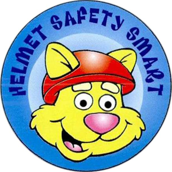 Main Product Image for Helmet Safety Smart Sticker Rolls