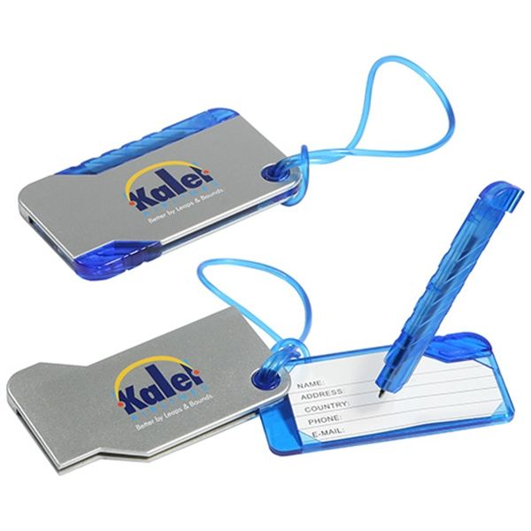 Main Product Image for Hideaway Luggage Tag And Pen