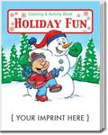Buy Holiday Fun Coloring and Activity Book