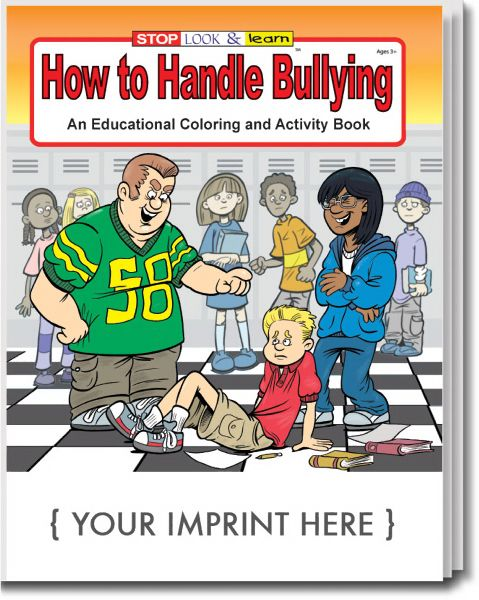 Main Product Image for How to Handle Bullying Coloring and Activity Book