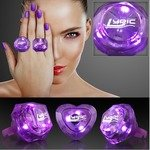 HUGE GEM ASSORTED STYLE LIGHTED RINGS -