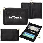 ID Wallet w/ Key Ring -