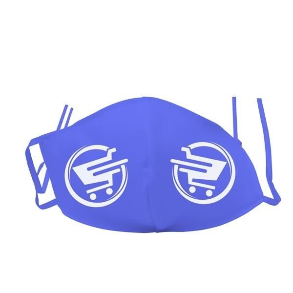 Main Product Image for Imprinted Face Covers - Full Color Logo